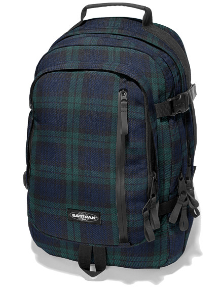 eastpak rucksack volker blau gr n schulrucksack mit. Black Bedroom Furniture Sets. Home Design Ideas