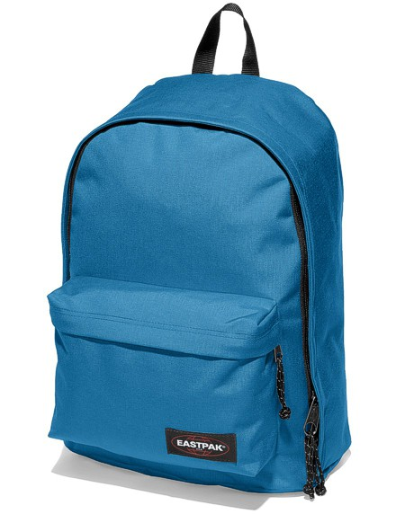 eastpak schulrucksack rucksack blau out of office 27l. Black Bedroom Furniture Sets. Home Design Ideas