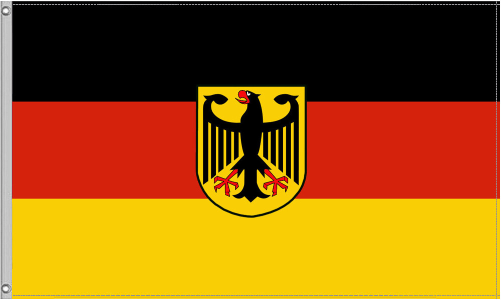 fahne deutschland flagge fahnen em wm 90x150 mit adler ebay. Black Bedroom Furniture Sets. Home Design Ideas
